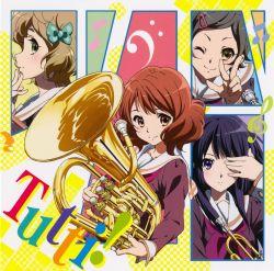 Tutti! - Kitauji Quartet